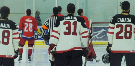 Hockey has developed very effectively in Canada, the United States, Russia and other Northern European countries, but how is the game developing throughout the rest of the world? (Photo Andrew Davis)
