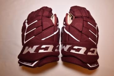 Gloves - CCM FT 390 Front